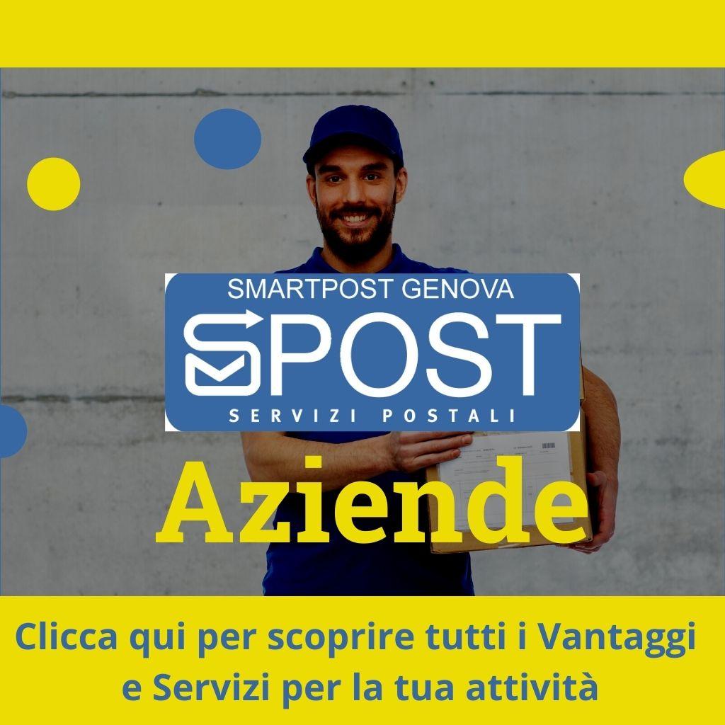 Servizi Postali per Aziende a Genova